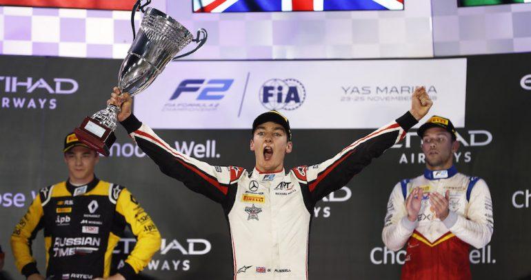 راسل يفوز بجائزة موناكو الكبرى الافتراضية لفورمولا 1