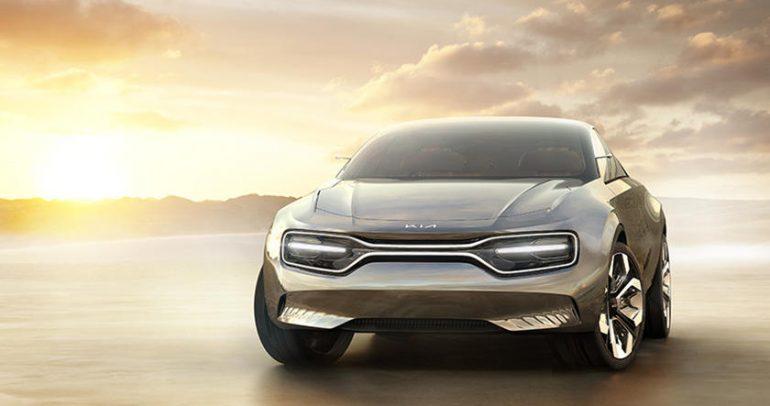 كيا تطرح سيارة كروس أوفر كهربائية جديدة بالكامل 2021