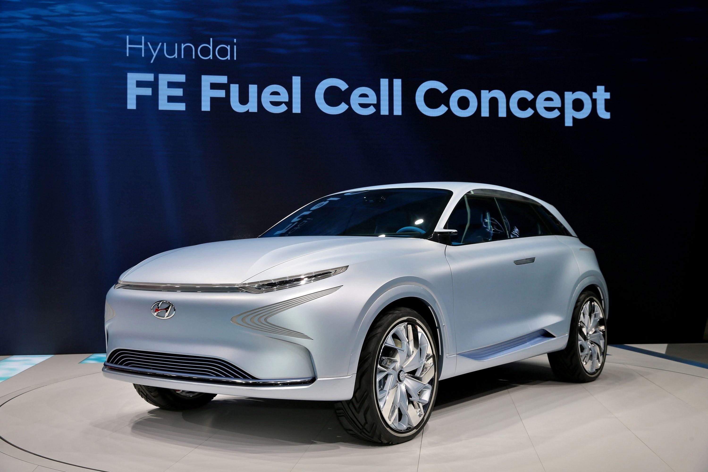 2017 خلية وقود FE