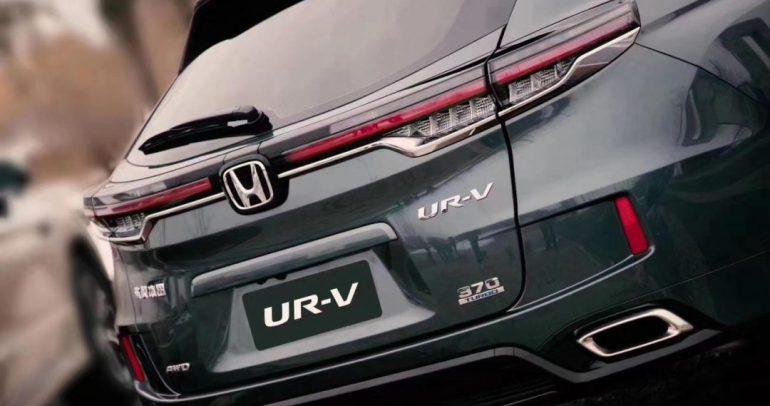 بالفيديو.. شاهدوا الكروس أوفر الجديدة من هوندا UR-V
