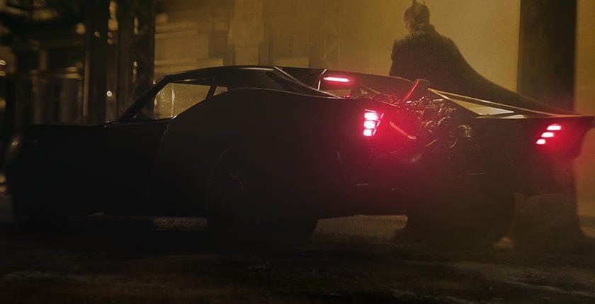 باتوموبيل 2021سيارة باتمان