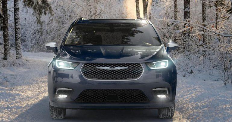إطلاق كرايسلر باسيفيكا AWD 2020 بتقنيات عالية ورفاهية كبيرة