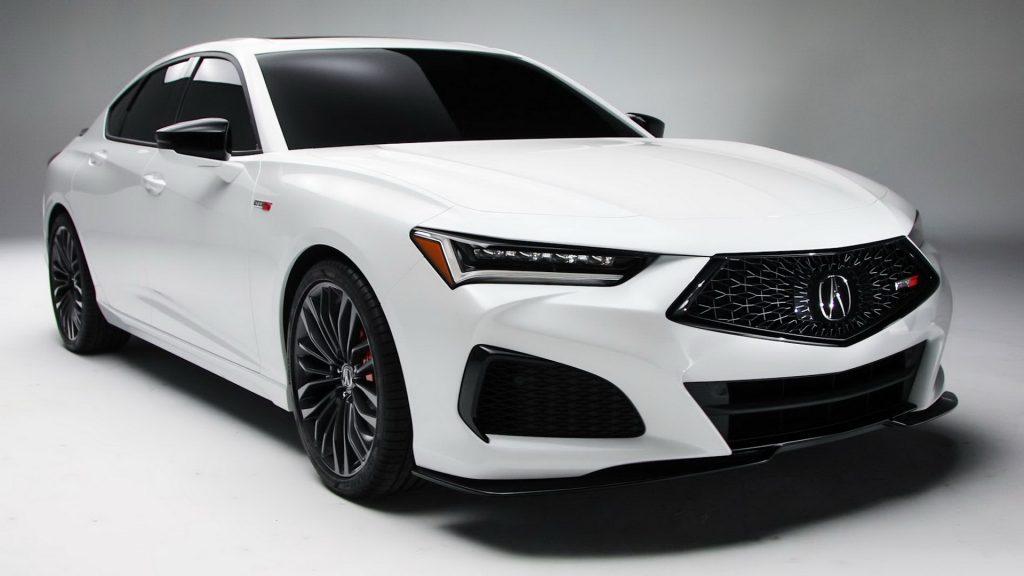 أكورا 2021 TLX Type S