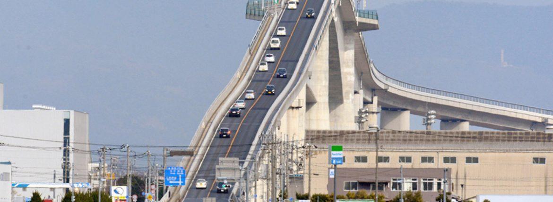 أخطر الجسور