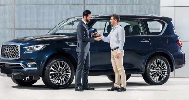 إنفينيتي من العربية للسيارات تقدم خصومات رائعة لتوفير 20 ألف درهم