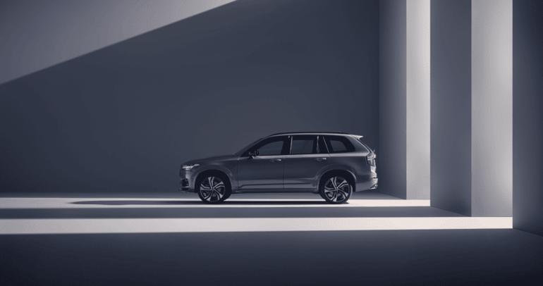 مصنع فولفو للسيارات يعتمد بالكامل على الطاقة الكهربائية المتجددة