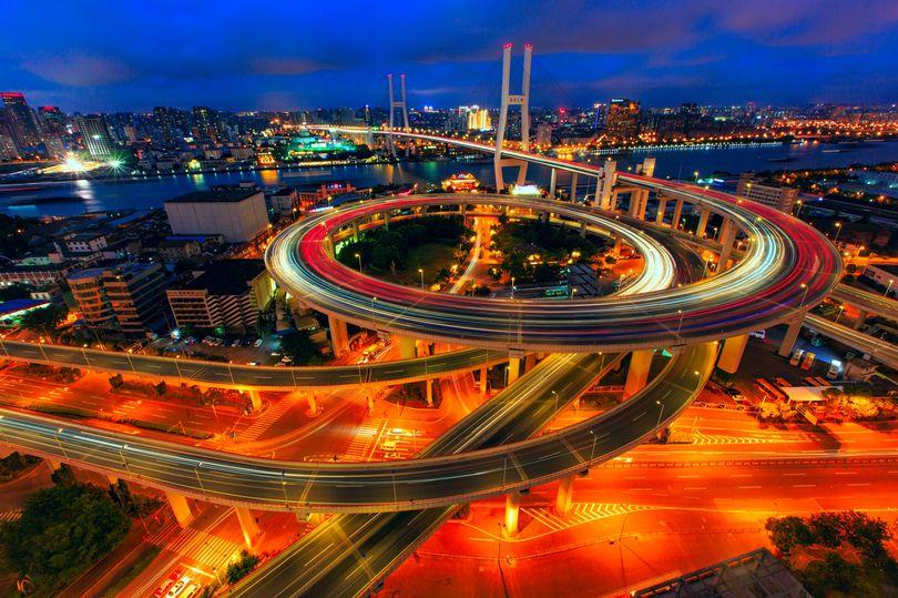 جسر نانبو في الصين