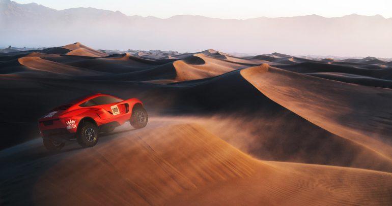 فريق البحرين رايد إكستريم ينافس بسباق رالي داكار 2021