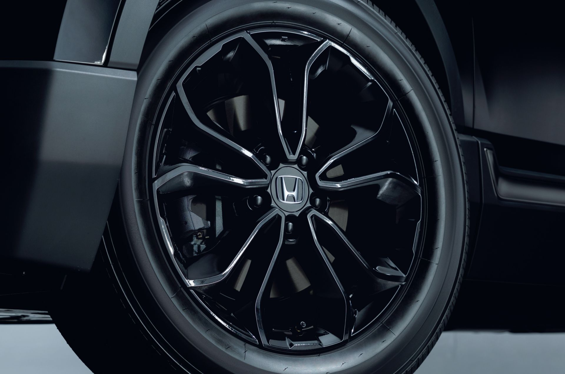 CR-V Black Edition هوندا