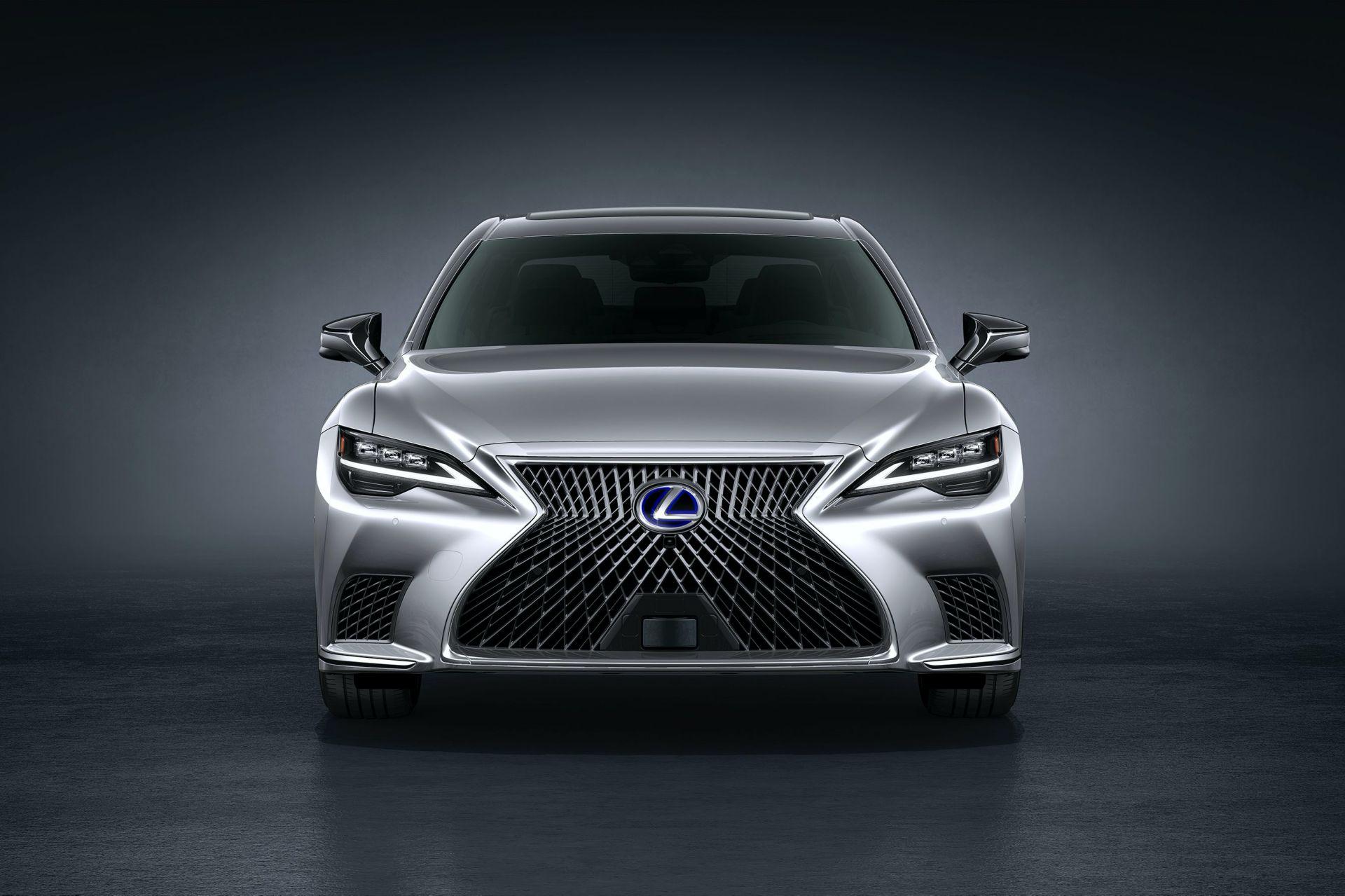 2021 Lexus LSs Performance