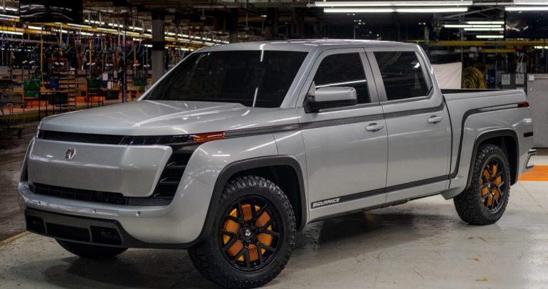 فيديو: Lordstown Motors الأمريكية تدخل عالم سيارات البيك أب