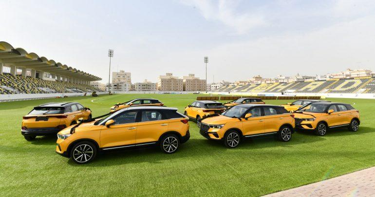 مجموعة تأجير توقع إتفاقية شراكة رسمية مع نادي الإتحاد السعودي لكرة القدم
