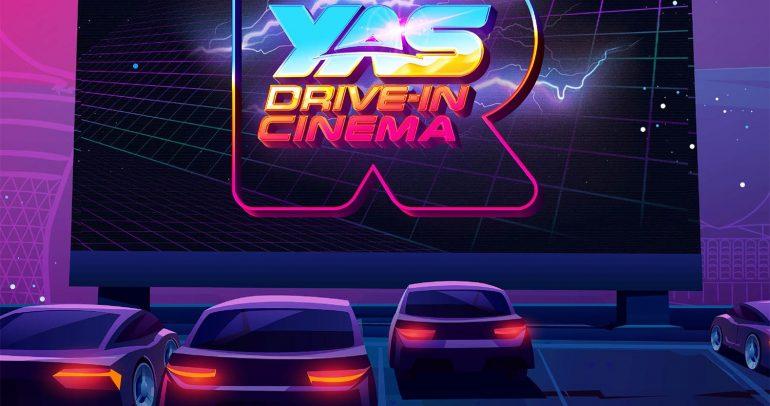 تجربة فريدة.. تابعوا أفضل الأفلام مع سينما السيارات في ياس