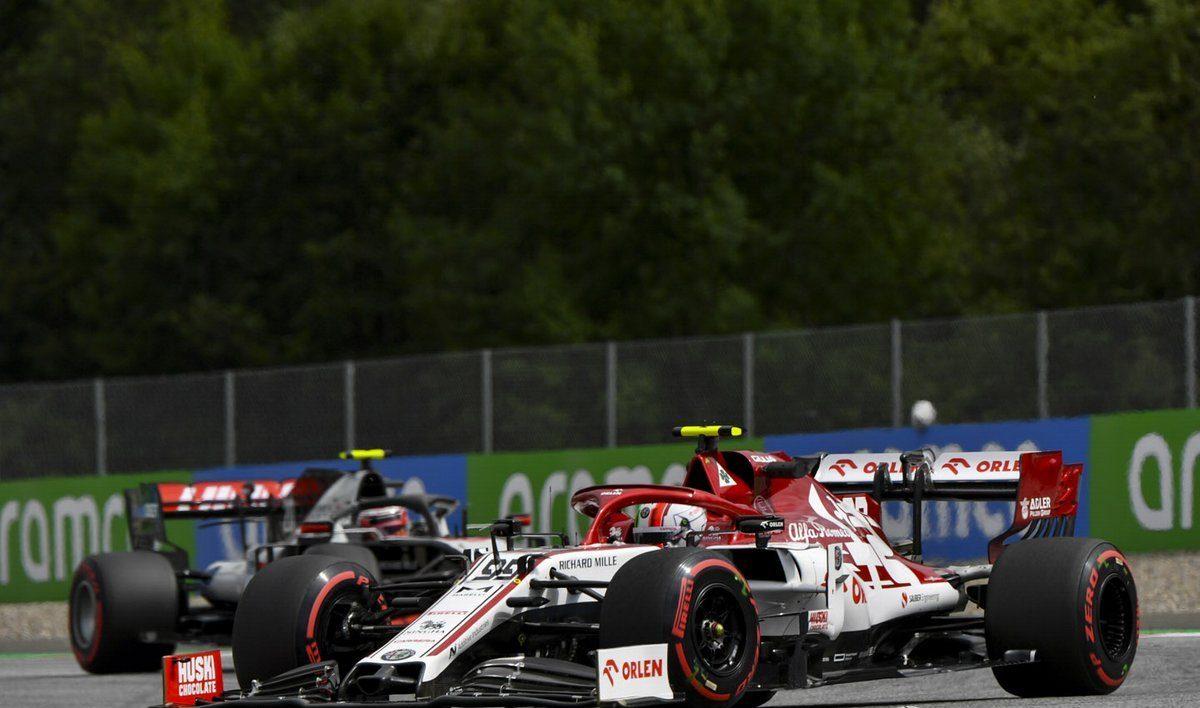 الفا روميو فورمولا1