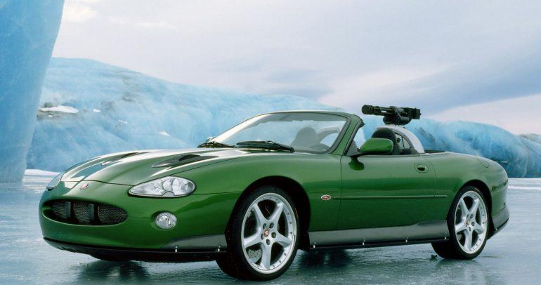 أفضل 10 سيارات بريطانية اقتحمت سينما هوليوود