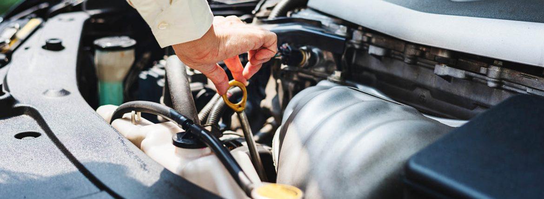 صيانة موتور السيارة