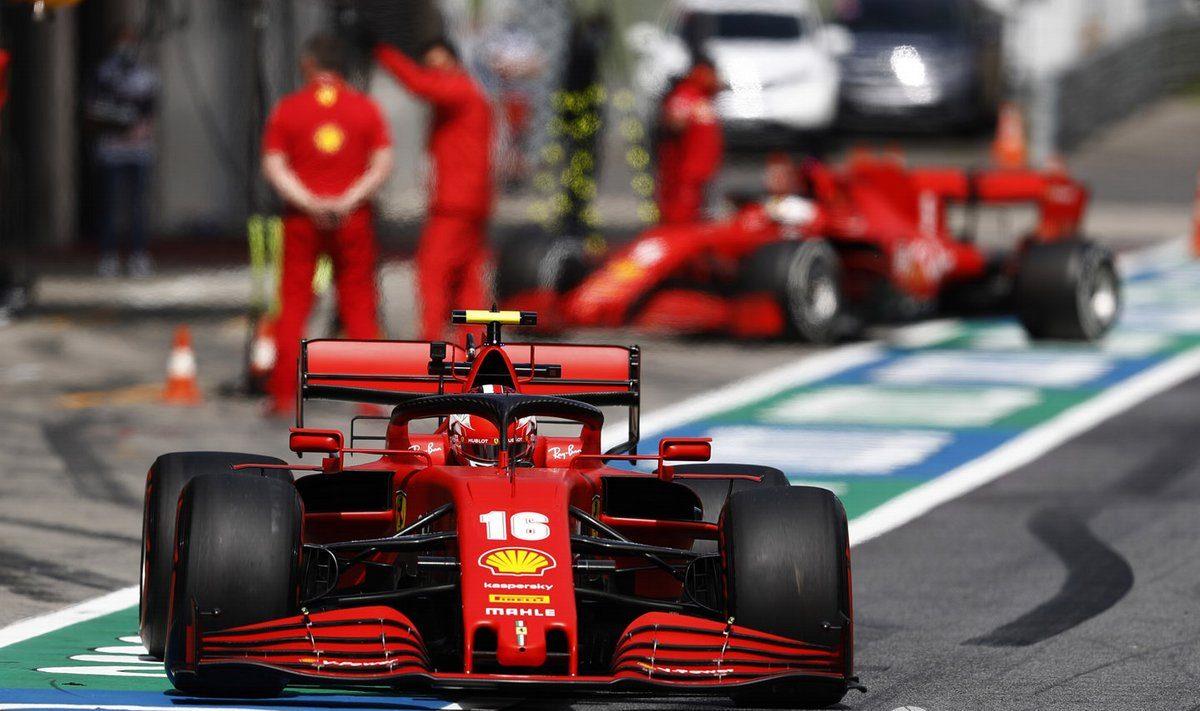 فريق فيراري فورمولا1