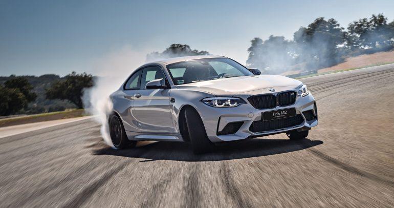 المركز الميكانيكي للخليج العربي يستضيف فعالية BMW M Town
