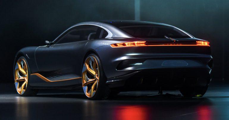 بالفيديو.. دونج فينج الصينية تستعد لإطلاق سيارة فريدة التصميم وبتقنيات عالية
