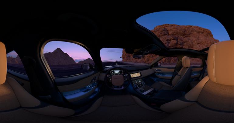 تجربة قيادة افتراضية