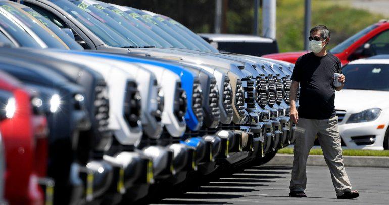 انخفاض حاد في مبيعات أبرز شركات السيارات