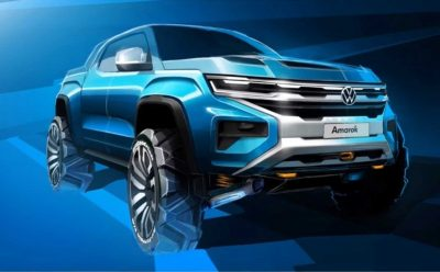 VW's Ambitious EV Plan Flexible, Electric Truck Possible