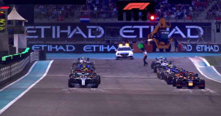 سباق جائزة الاتحاد للطيران الكبرى للفورمولا 1 على حلبة مرسى ياس في ديسمبر