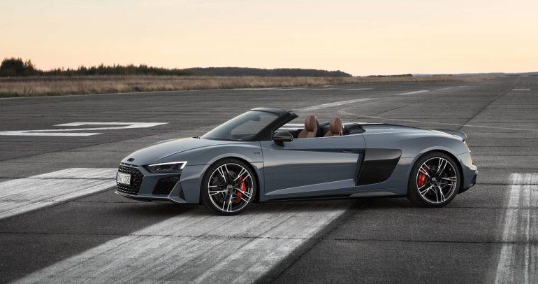 قائمة بأبرز 12 سيارة مكشوفة لعام 2020