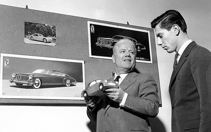 أشهر مصممي السيارات