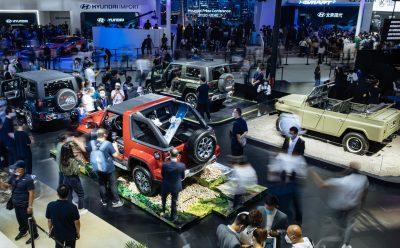 معرض بكين للسيارات