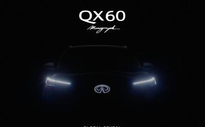 إنفينيتي QX60 مونوغراف