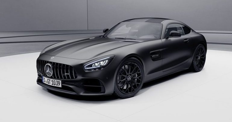 مرسيدس AMG GT كوبيه 2021.. إصدار أكثر قوة بميزات قياسية