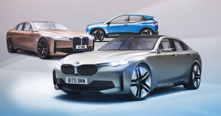 بي إم دبليو ستطلق 9 سيارات كهربائية جديدة بحلول عام 2025