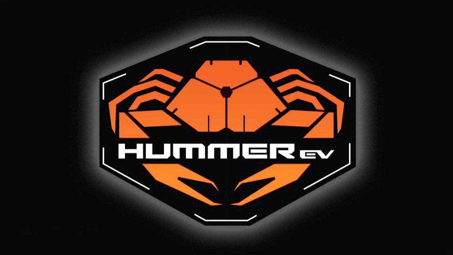شعار هامر الكهربائية الجديدة