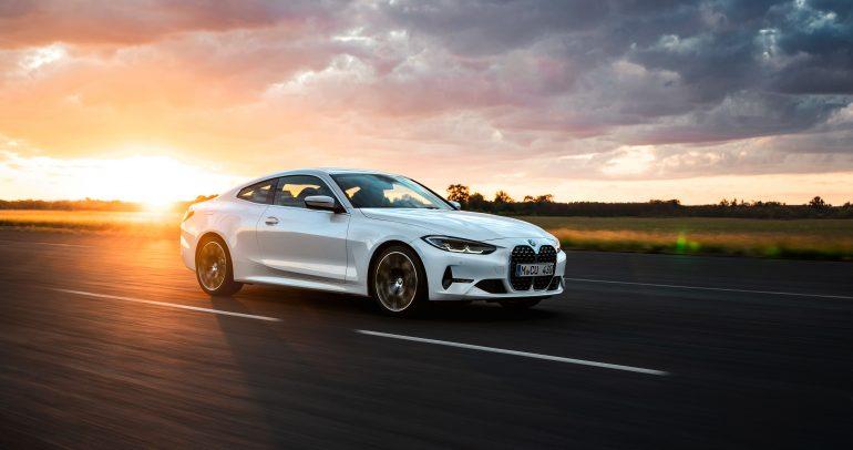 المركز الميكانيكي للخليج العربي يعلن وصول BMW 4 Series Coupé الجديدة