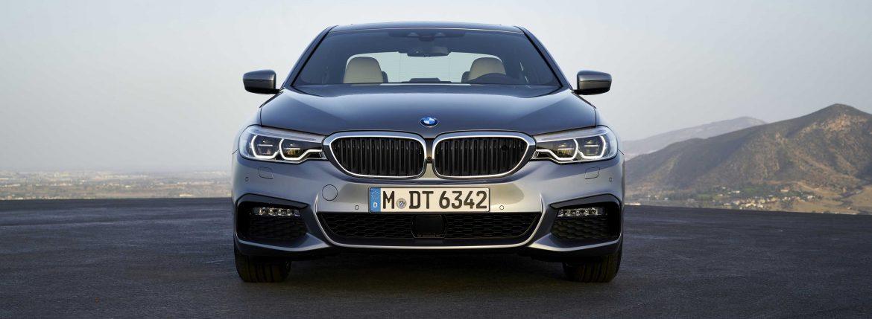 سيارة BMW 5 Series الجديدة