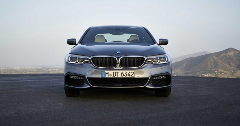 شركة محمد يوسف ناغي للسيارات تعلن عن وصول سيارة BMW 5 Series الجديدة