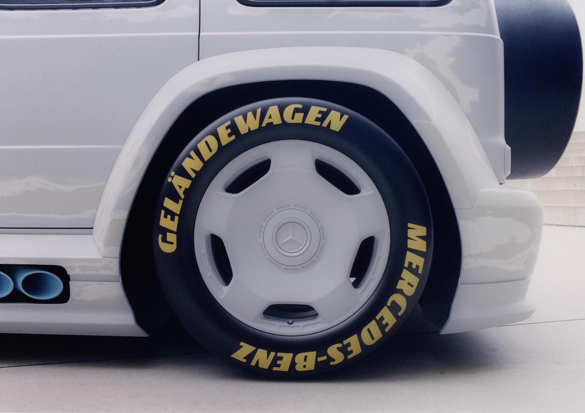 مشروع Geländewagen