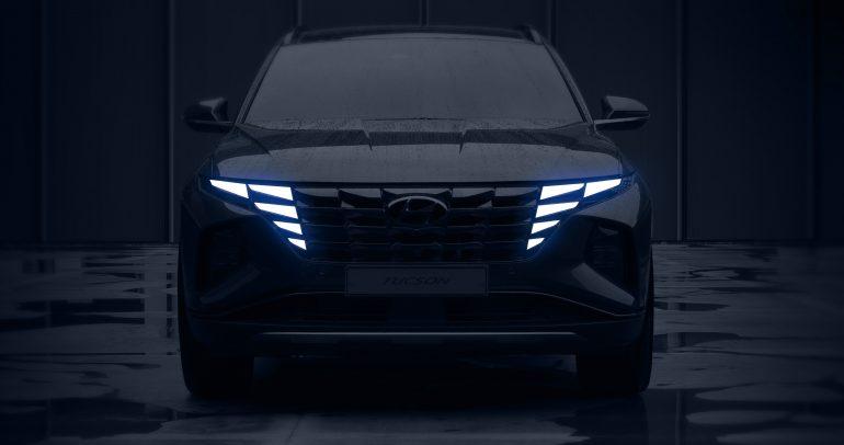 بتصميم ثوري جديد.. هيونداي تطلق الجيل الرابع من سيارة توسان