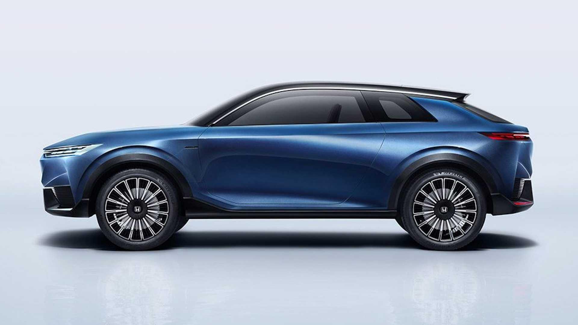 هوندا SUV e: Concept