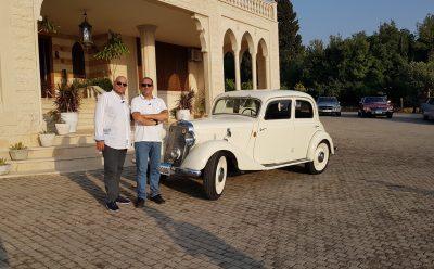 سيارات كلاسيكية