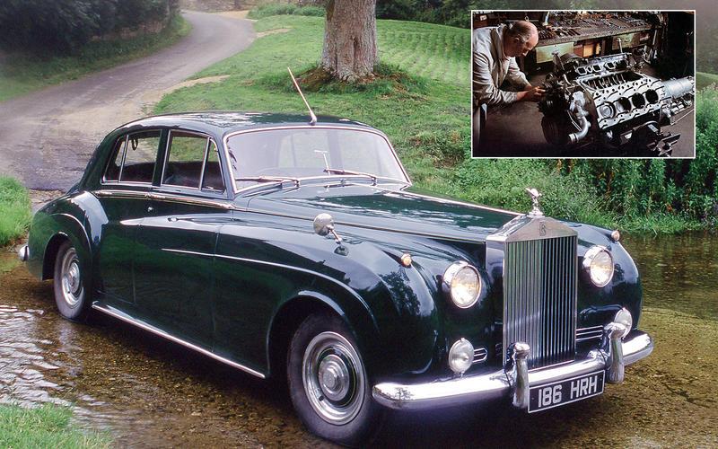 رولز رويس V8 (1959)