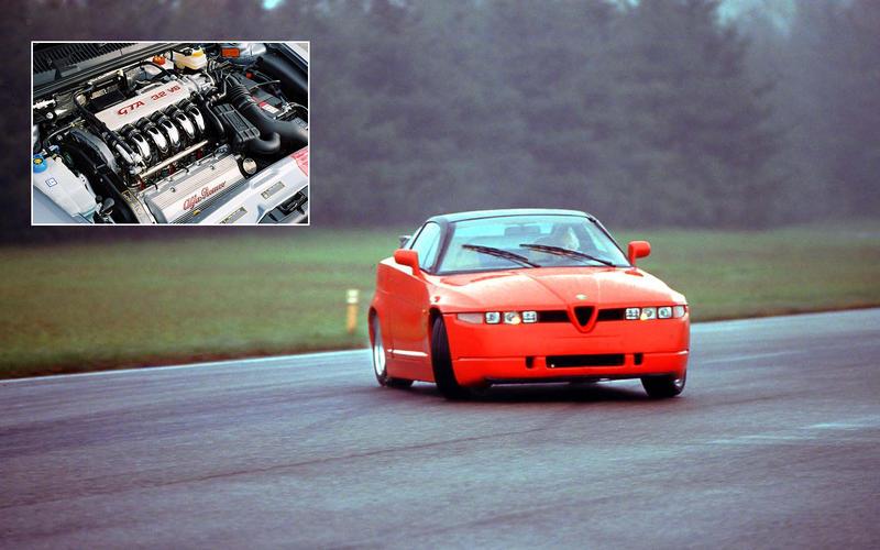 الفا روميو بوسو V6 (1979)