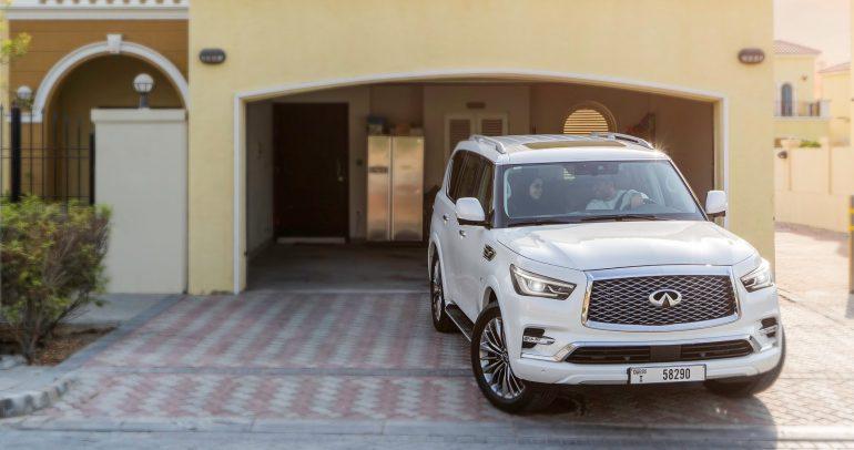"""العربية للسيارات تطلق حملة """"استأجر وانطلق"""" لقيادة سيارة أحلامك من إنفينيتي"""
