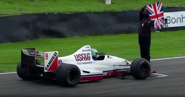 أراوز إيه 11 الكلاسيكية للفورمولا 1