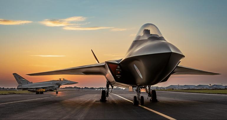 رولز رويس تطور تقنية احتراق متقدمة لطائرات سلاح الجو الملكي البريطاني