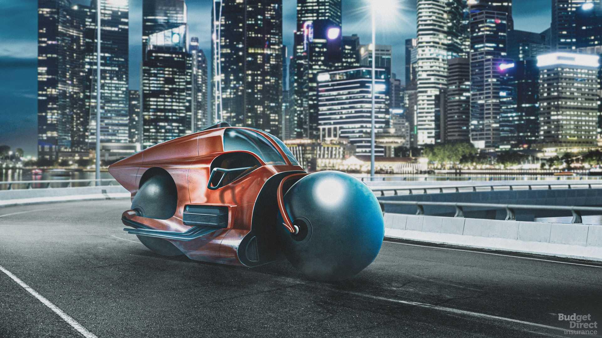 سيارات مستقبلية