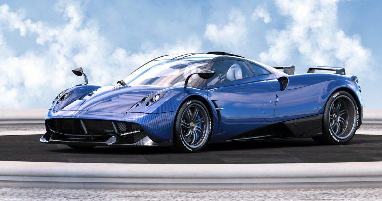 بالصور والأرقام: أسرع 20 سيارة خارقة في العالم