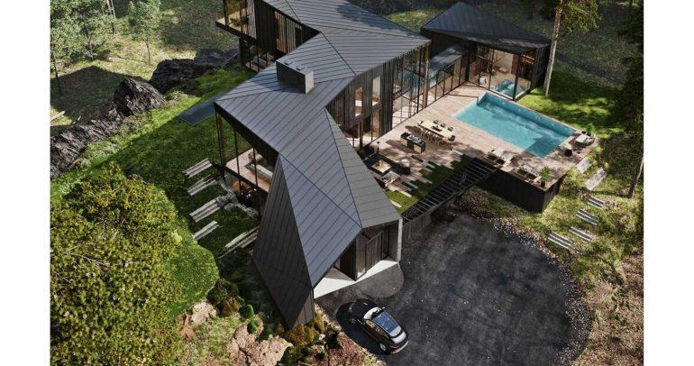 بمساحة 55 فدان وتكلفة 7.7 مليون.. أستون مارتن تطرح منزل خاص بعلامتها