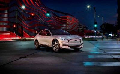 فورد السيارات الكهربائية